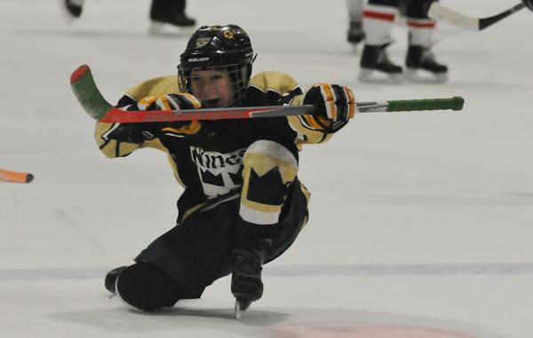 Skylands hosts the NJYHL Squirt Jamboree!