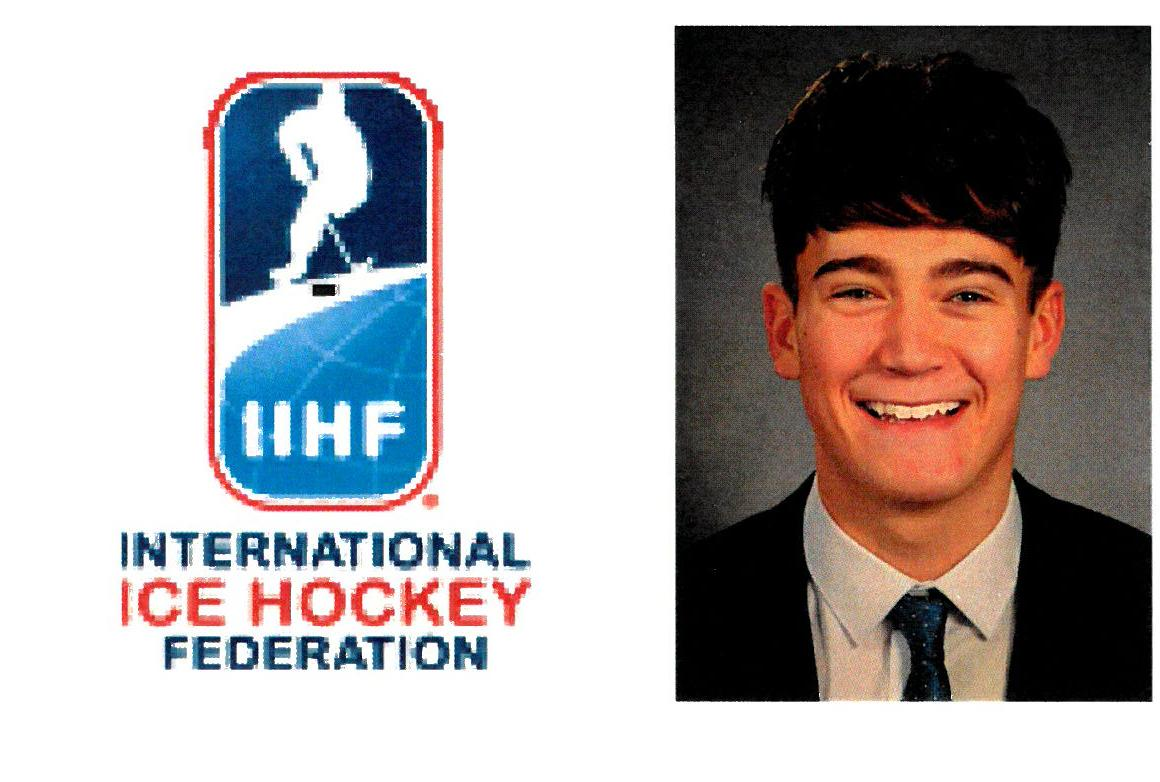 JR Kings' Captain Craig Garrigan to represent Great Britain in IIHF U20's Division 2 World Championships!